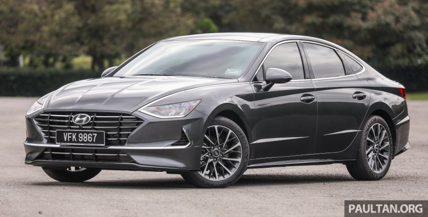 VIDEO: Five cool things about the new Hyundai Sonata Image #1237894