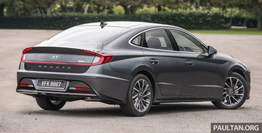 VIDEO: Five cool things about the new Hyundai Sonata Image #1237895