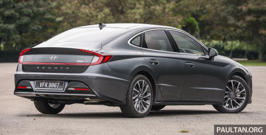 VIDEO: Five cool things about the new Hyundai Sonata Image #1237896