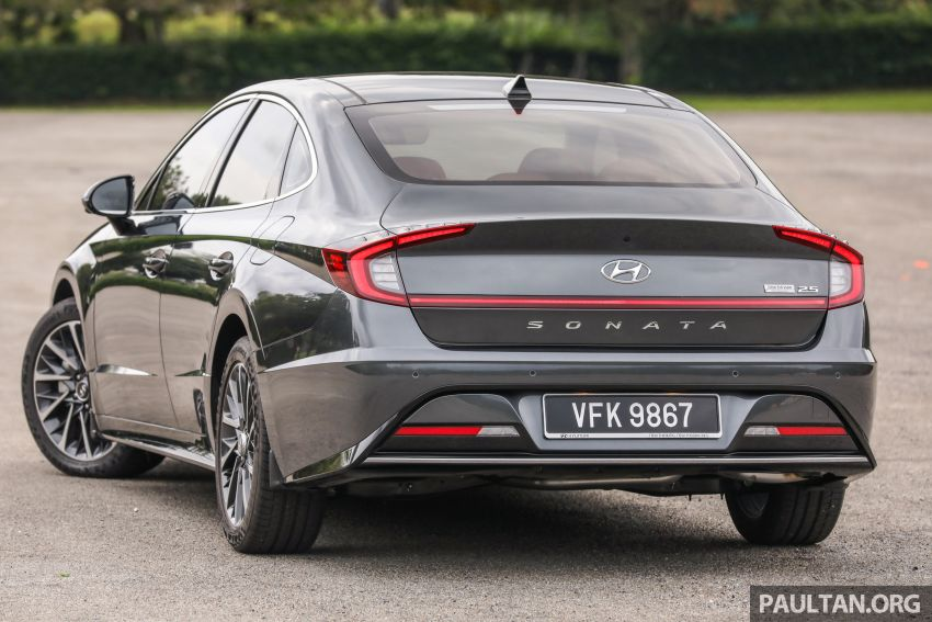 VIDEO: Five cool things about the new Hyundai Sonata Image #1237897
