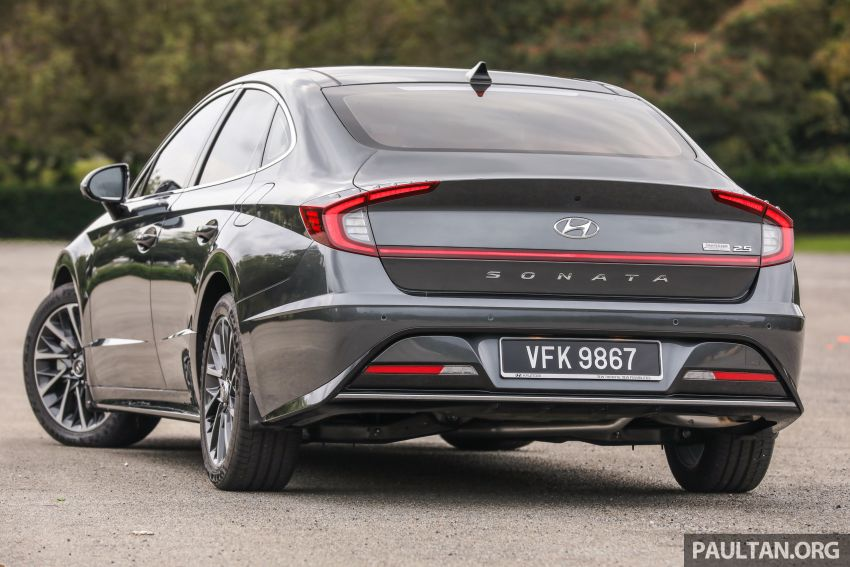 VIDEO: Five cool things about the new Hyundai Sonata Image #1237898