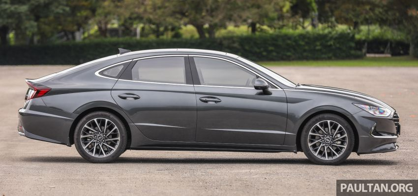 VIDEO: Five cool things about the new Hyundai Sonata Image #1237899