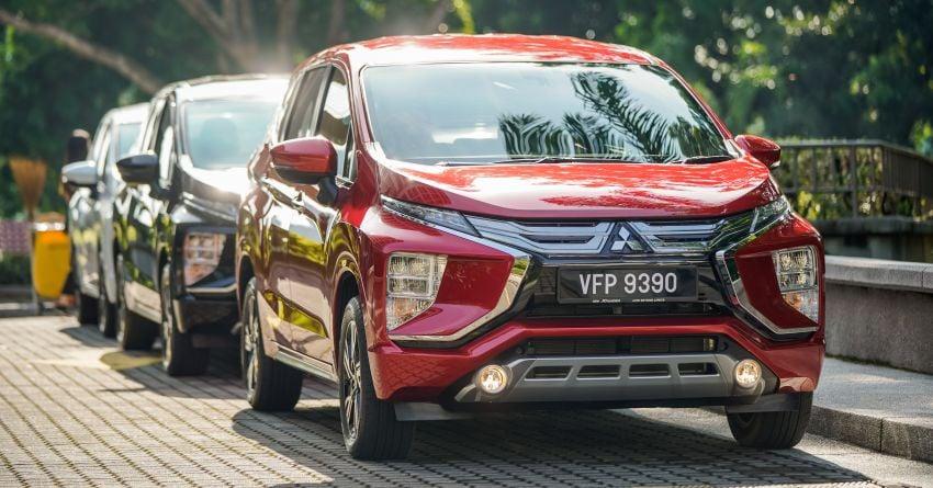 FIRST DRIVE: 2021 Mitsubishi Xpander review, RM91k Image #1233065