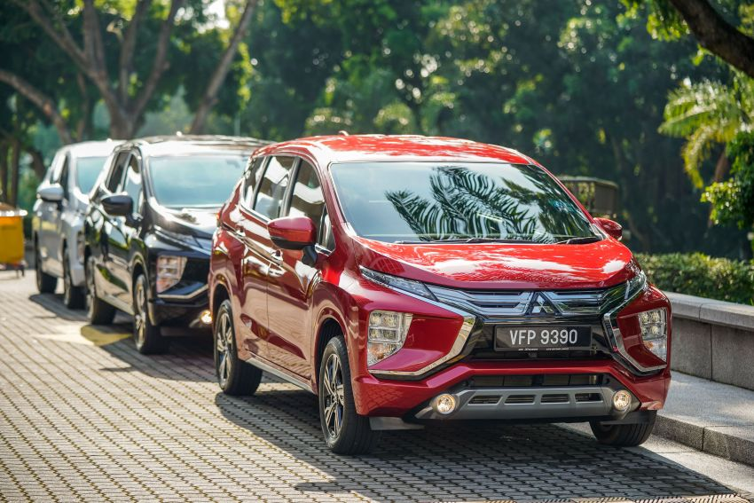 FIRST DRIVE: 2021 Mitsubishi Xpander review, RM91k Image #1233067