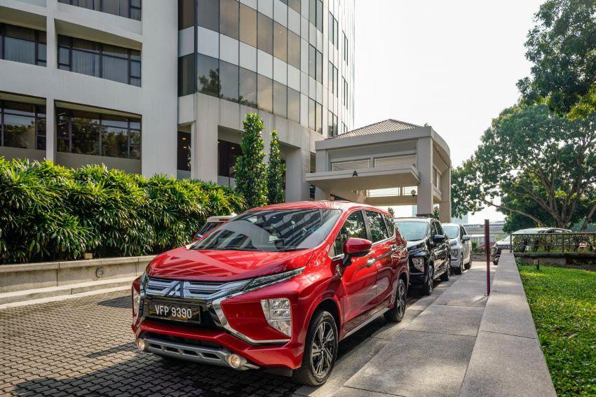 FIRST DRIVE: 2021 Mitsubishi Xpander review, RM91k Image #1233070