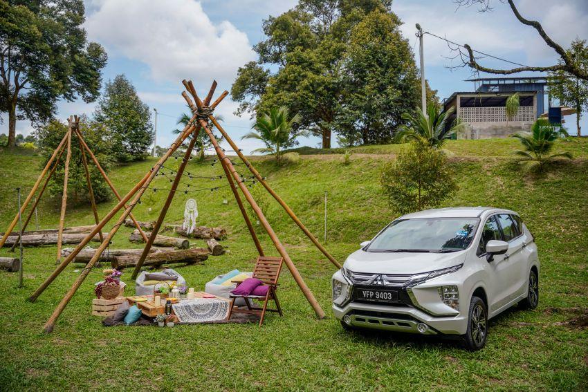 FIRST DRIVE: 2021 Mitsubishi Xpander review, RM91k Image #1233117