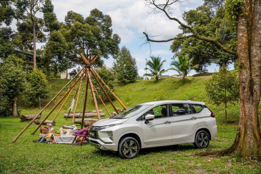 FIRST DRIVE: 2021 Mitsubishi Xpander review, RM91k Image #1233118