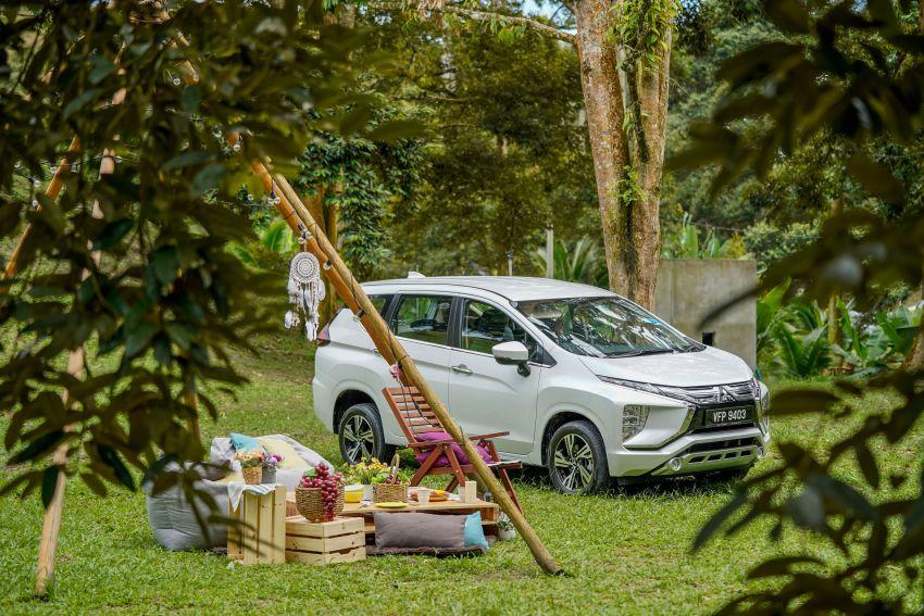 FIRST DRIVE: 2021 Mitsubishi Xpander review, RM91k Image #1233123