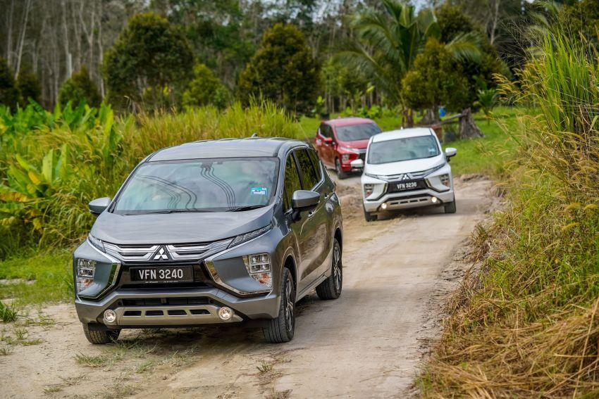 FIRST DRIVE: 2021 Mitsubishi Xpander review, RM91k Image #1233131