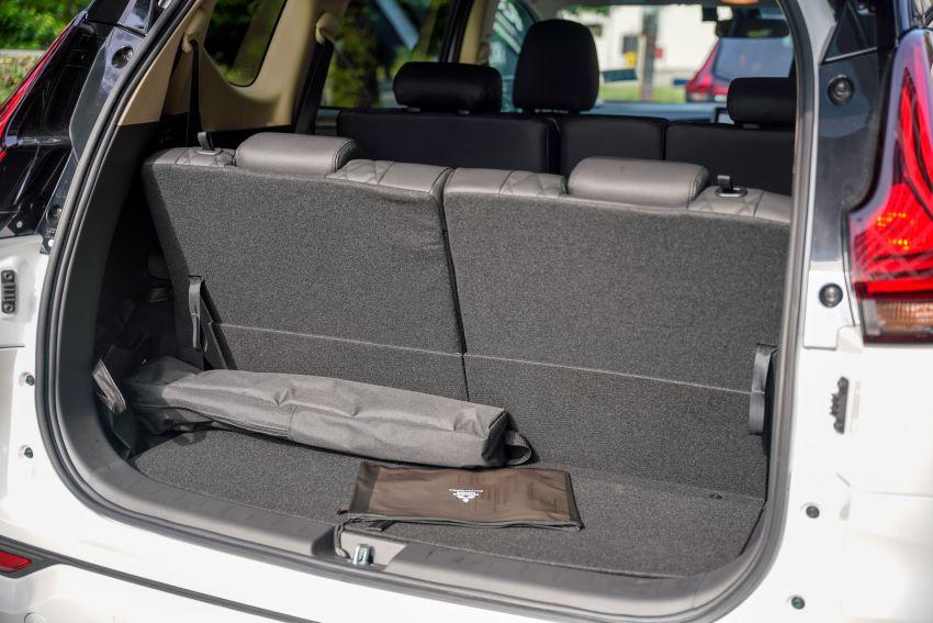 FIRST DRIVE: 2021 Mitsubishi Xpander review, RM91k Image #1233074