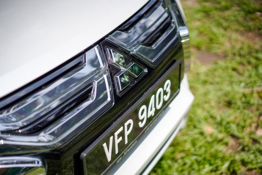 FIRST DRIVE: 2021 Mitsubishi Xpander review, RM91k Image #1233156