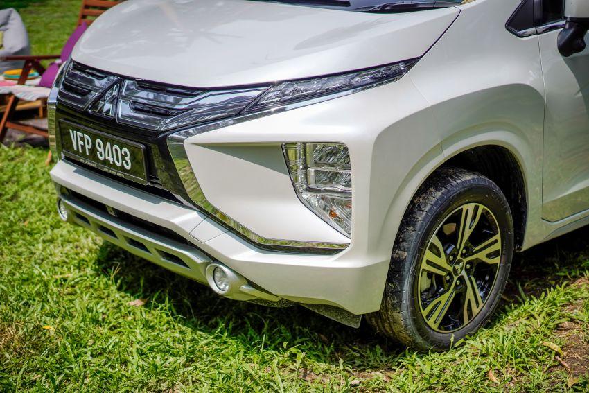 FIRST DRIVE: 2021 Mitsubishi Xpander review, RM91k Image #1233158