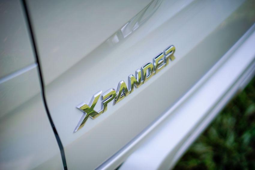 FIRST DRIVE: 2021 Mitsubishi Xpander review, RM91k Image #1233161