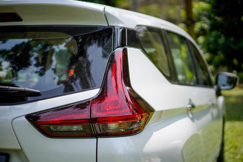 FIRST DRIVE: 2021 Mitsubishi Xpander review, RM91k Image #1233162