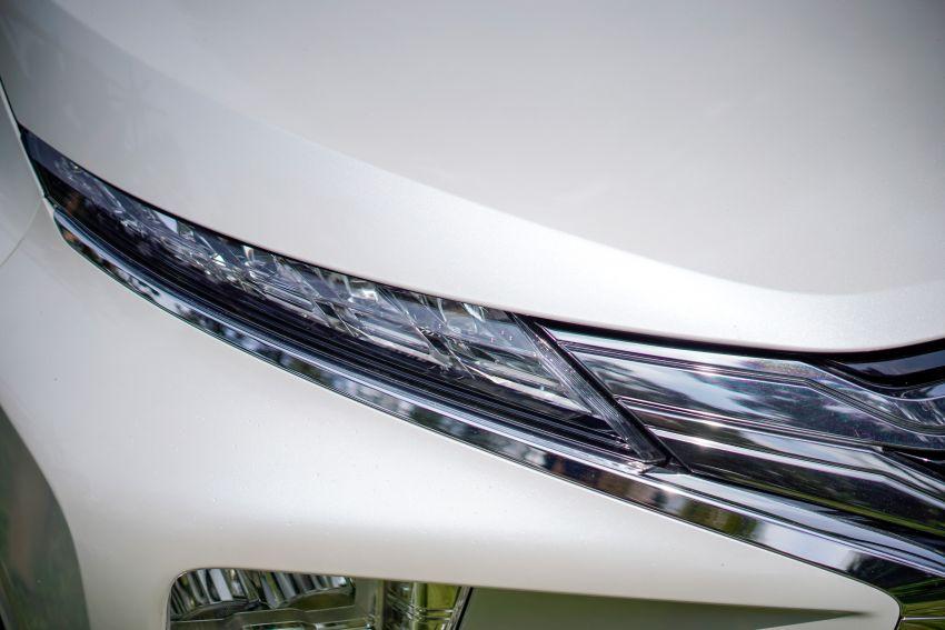 FIRST DRIVE: 2021 Mitsubishi Xpander review, RM91k Image #1233163