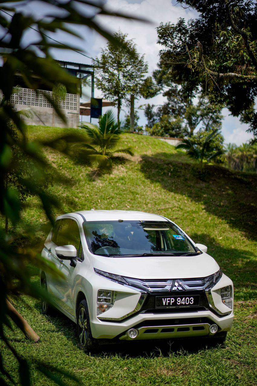 FIRST DRIVE: 2021 Mitsubishi Xpander review, RM91k Image #1233165