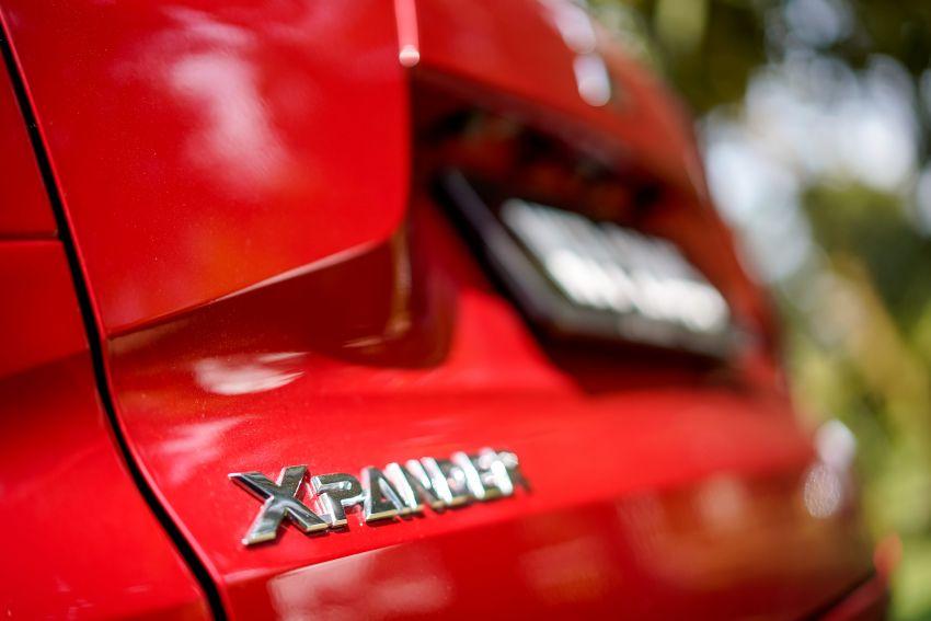 FIRST DRIVE: 2021 Mitsubishi Xpander review, RM91k Image #1233167