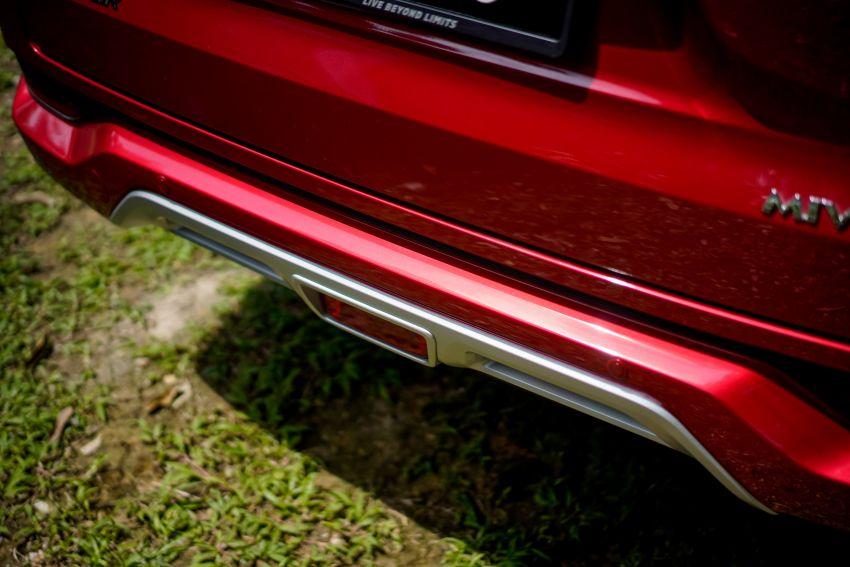 FIRST DRIVE: 2021 Mitsubishi Xpander review, RM91k Image #1233168