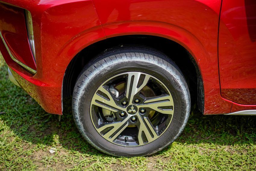 FIRST DRIVE: 2021 Mitsubishi Xpander review, RM91k Image #1233169