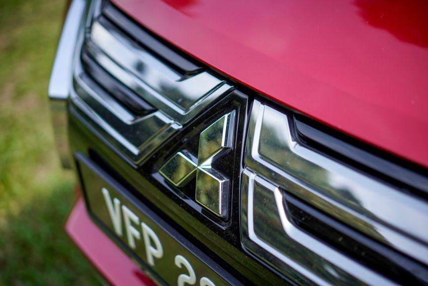 FIRST DRIVE: 2021 Mitsubishi Xpander review, RM91k Image #1233171