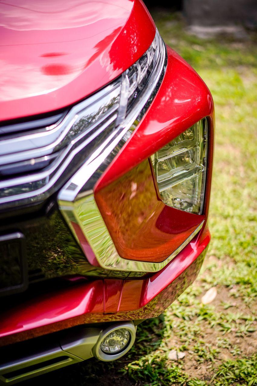 FIRST DRIVE: 2021 Mitsubishi Xpander review, RM91k Image #1233172