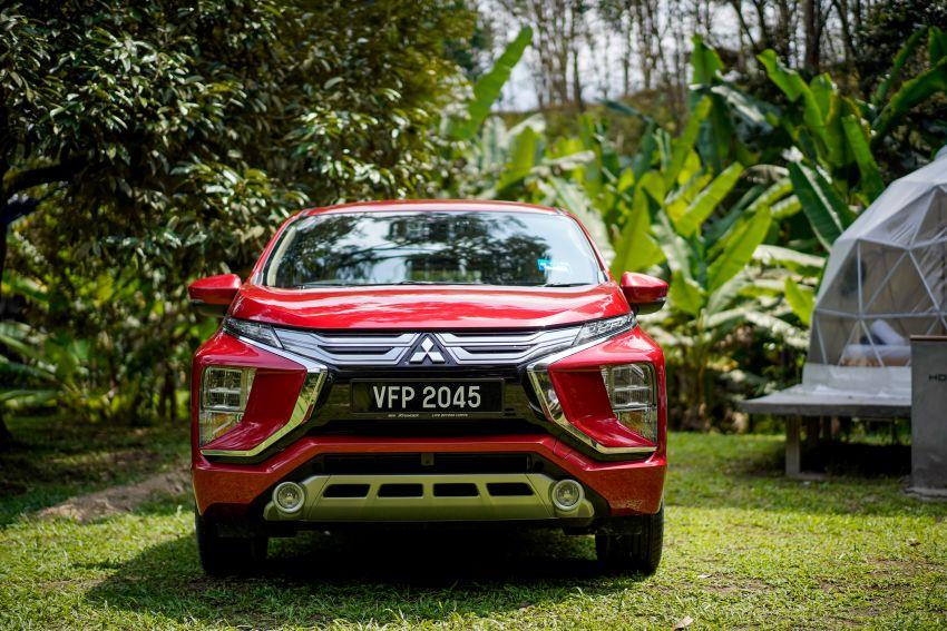 FIRST DRIVE: 2021 Mitsubishi Xpander review, RM91k Image #1233173