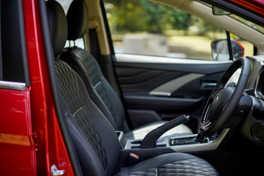 FIRST DRIVE: 2021 Mitsubishi Xpander review, RM91k Image #1233178