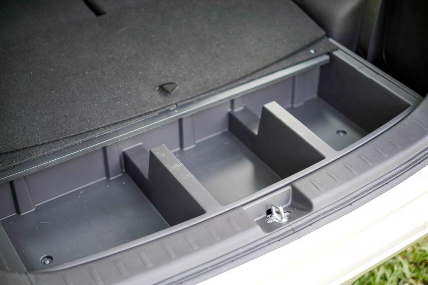 FIRST DRIVE: 2021 Mitsubishi Xpander review, RM91k Image #1233186