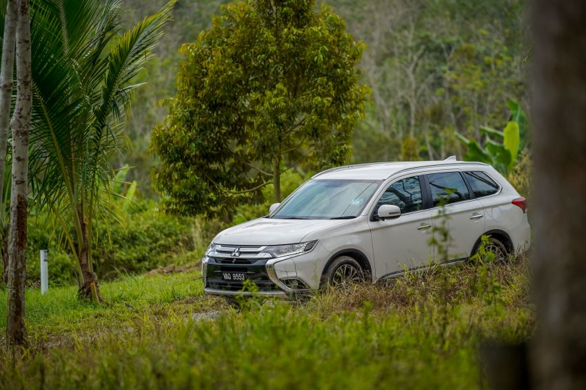 FIRST DRIVE: 2021 Mitsubishi Xpander review, RM91k Image #1233153