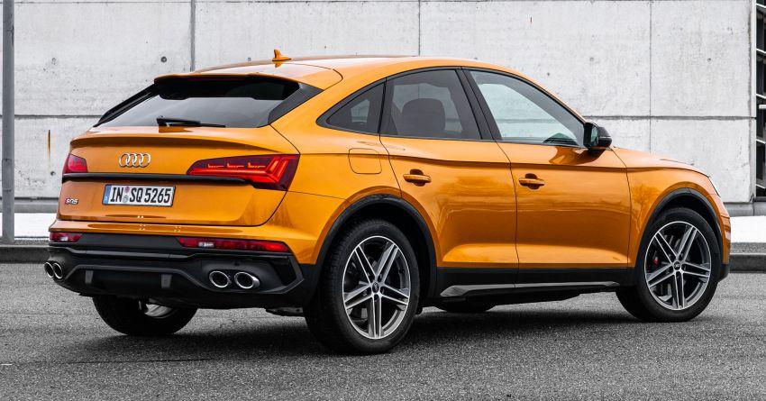 MEGA GALLERY: 2021 Audi Q5 and SQ5 Sportback Image #1239190