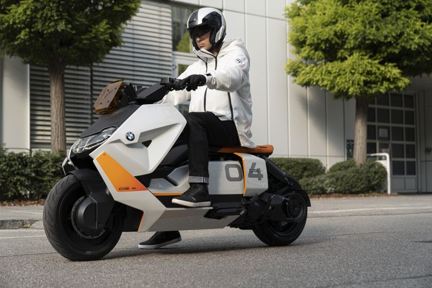 2020 second best ever sales year for BMW Motorrad Image #1237949