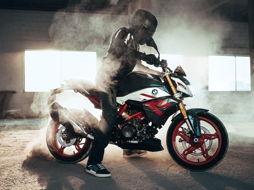 2020 second best ever sales year for BMW Motorrad Image #1237954