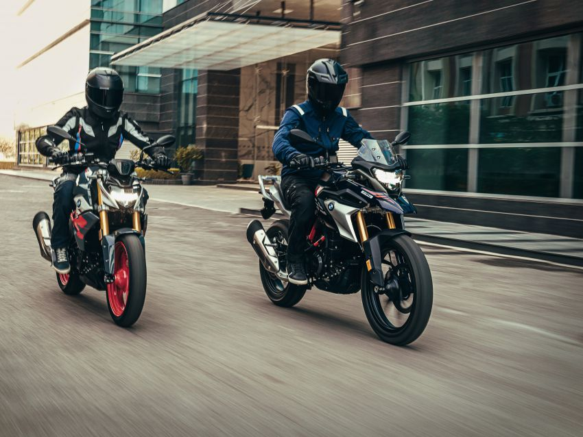 2020 second best ever sales year for BMW Motorrad Image #1237950