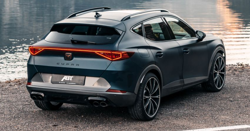 Cupra Formentor by ABT Sportsline – 370 PS, 450 Nm! Image #1238981