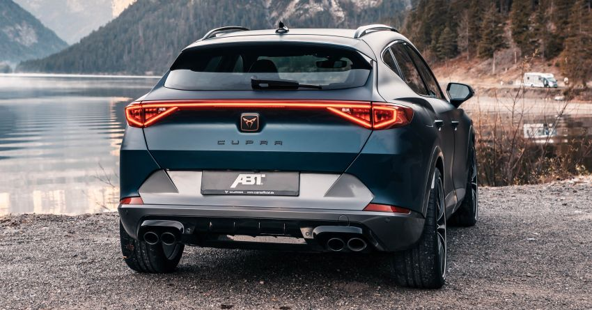 Cupra Formentor by ABT Sportsline – 370 PS, 450 Nm! Image #1238987