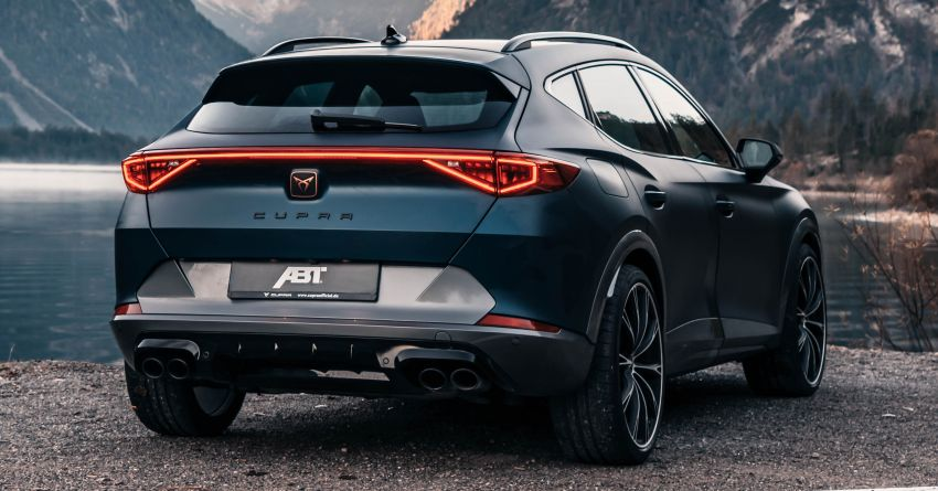 Cupra Formentor by ABT Sportsline – 370 PS, 450 Nm! Image #1238988