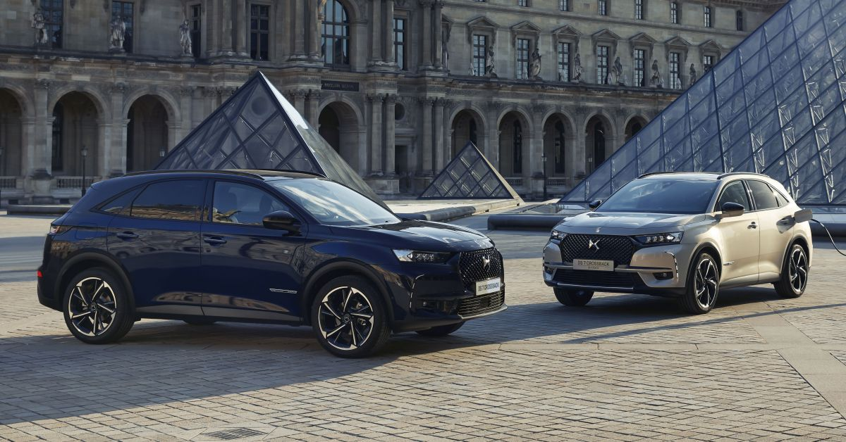 2021 DS7 Crossback Louvre in the UK - from RM258k ...