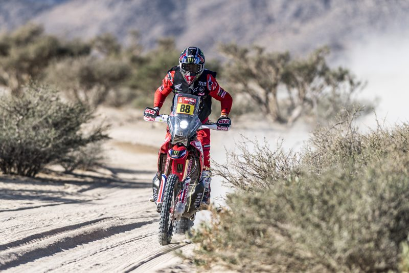 2021 Dakar Rally sees KTM's Toby Price lead the pack Image #1230418