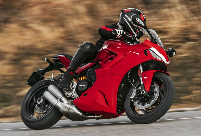 Ducati ends 2020 with 48,042 bikes sold worldwide Image #1238103