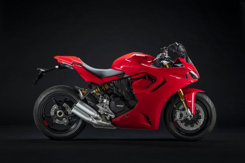 Ducati ends 2020 with 48,042 bikes sold worldwide Image #1238104