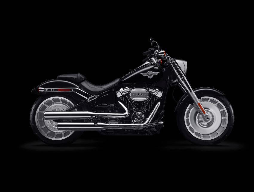 2021 Harley-Davidsons, 114 Street Bob joins lineup Image #1237456
