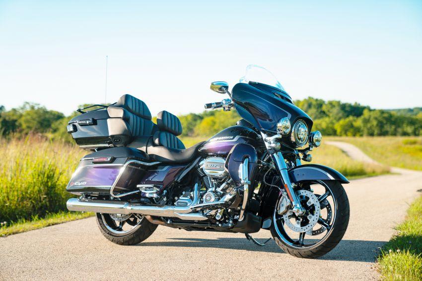 2021 Harley-Davidsons, 114 Street Bob joins lineup Image #1237467
