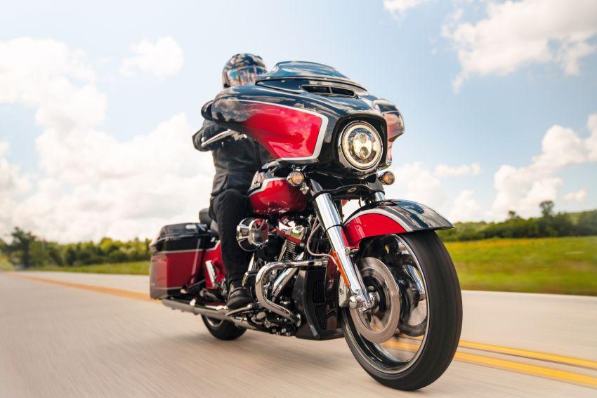 2021 Harley-Davidsons, 114 Street Bob joins lineup Image #1237469