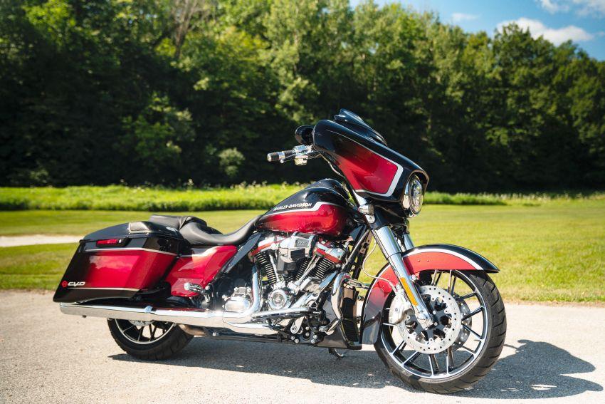 2021 Harley-Davidsons, 114 Street Bob joins lineup Image #1237472