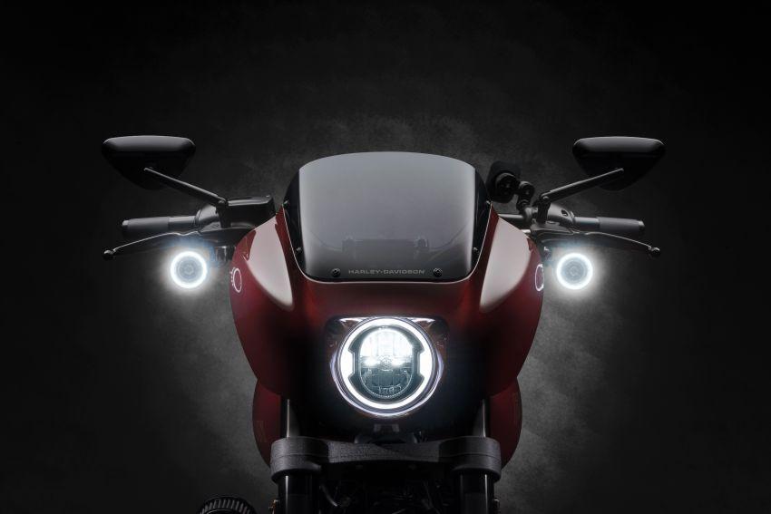 2021 Harley-Davidsons, 114 Street Bob joins lineup Image #1237473