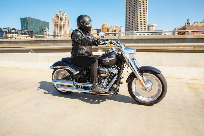 2021 Harley-Davidsons, 114 Street Bob joins lineup Image #1237457