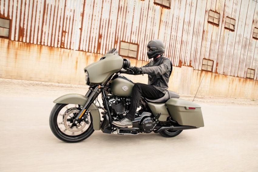 2021 Harley-Davidsons, 114 Street Bob joins lineup Image #1237478