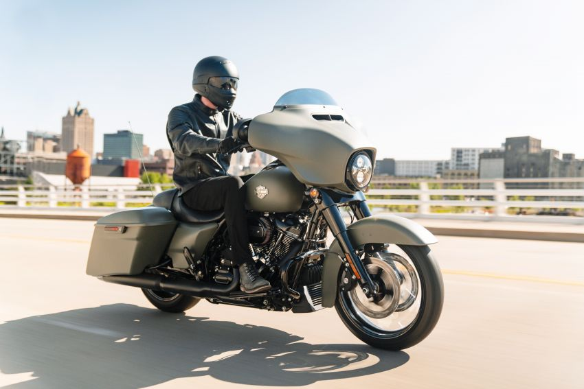 2021 Harley-Davidsons, 114 Street Bob joins lineup Image #1237479