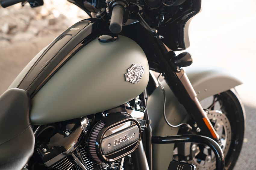2021 Harley-Davidsons, 114 Street Bob joins lineup Image #1237458