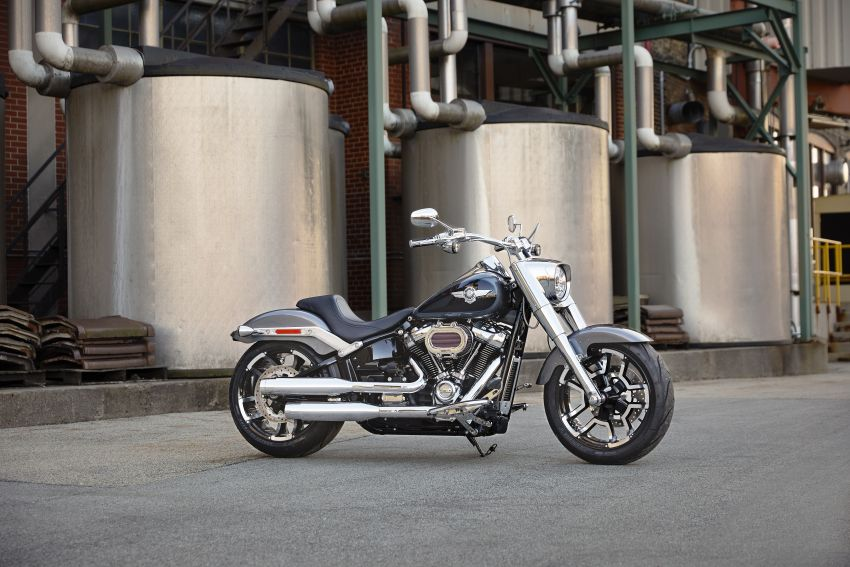 2021 Harley-Davidsons, 114 Street Bob joins lineup Image #1237461